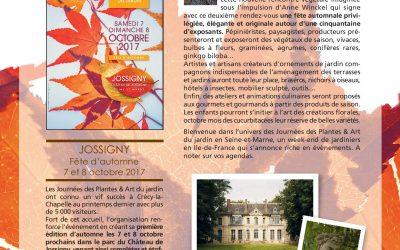 Communiqué de Presse – Juillet 2017